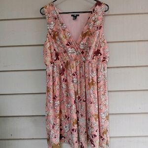 H&M BUTTERFLY DRESS LARGE